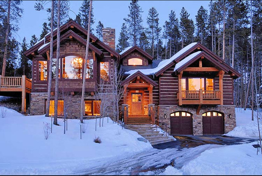 Two reasons to sell your home this winter copy and send for Cabine in colorado breckenridge